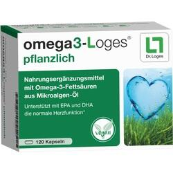 OMEGA3 LOGES PFLANZLICH